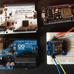 Arduino en ESP8266