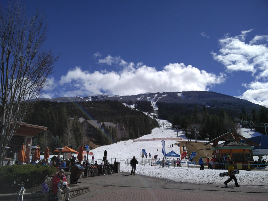Blackcomb Village Base