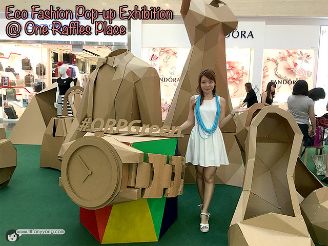 ORP Eco Fashion Popup Exhibition