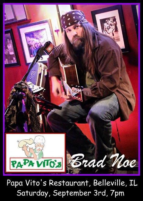 Brad Noe 9-3-16