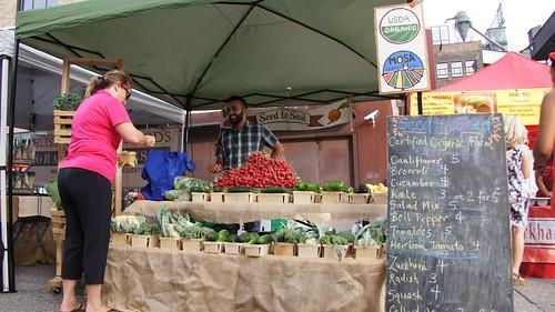 July 23, 2016 Mill City Farmers Market