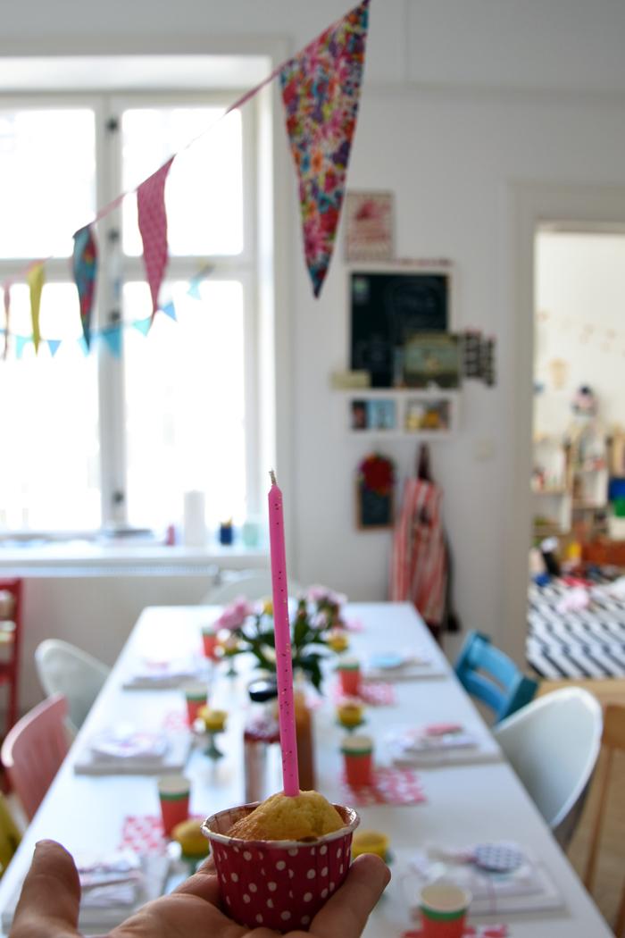 Craft Birthday Party