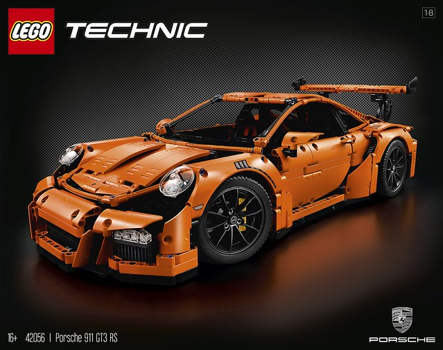 829de22d044e LEGO Technic 42056 Porsche 911 GT3 RS review