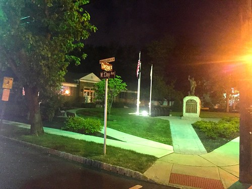 Roselle Park Veterans Memorial Library