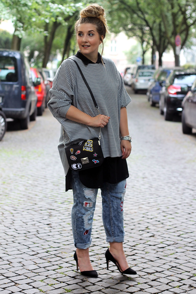 outfit-modeblog-patches-jeans-tasche-hose-trend
