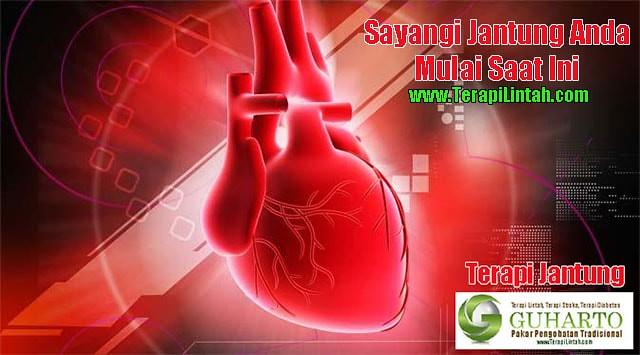 Terapi Jantung Pak Tinggal Guharto