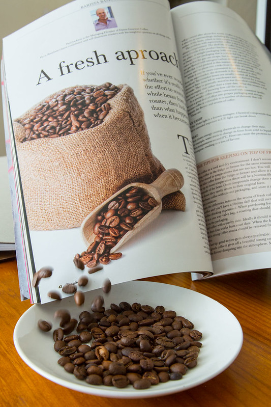 Milking the Coffee Mag