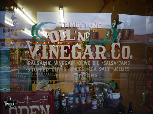 Tombstone: Vinegar and Oil Co.