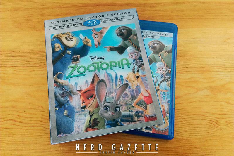 Zootopia Blu-ray 3D | VSCO E2