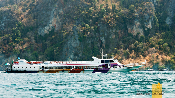 Koh Phi Phi Ferry