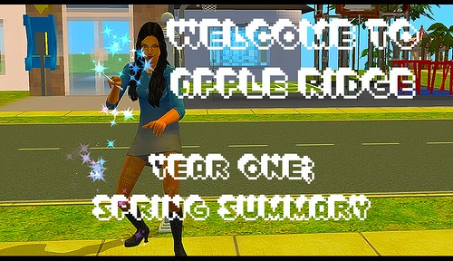Year One; Spring Banner