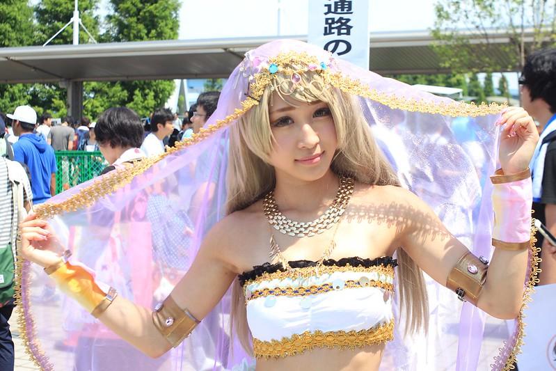 Comic Market 90 Cosplay Girls [Minami Kotori (μ's) Lovelive!]