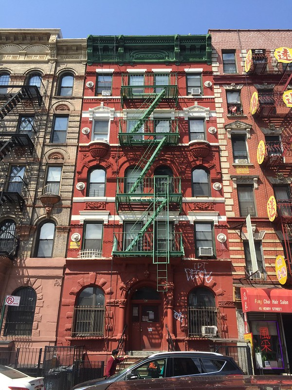 Old Jewish Lower East Side