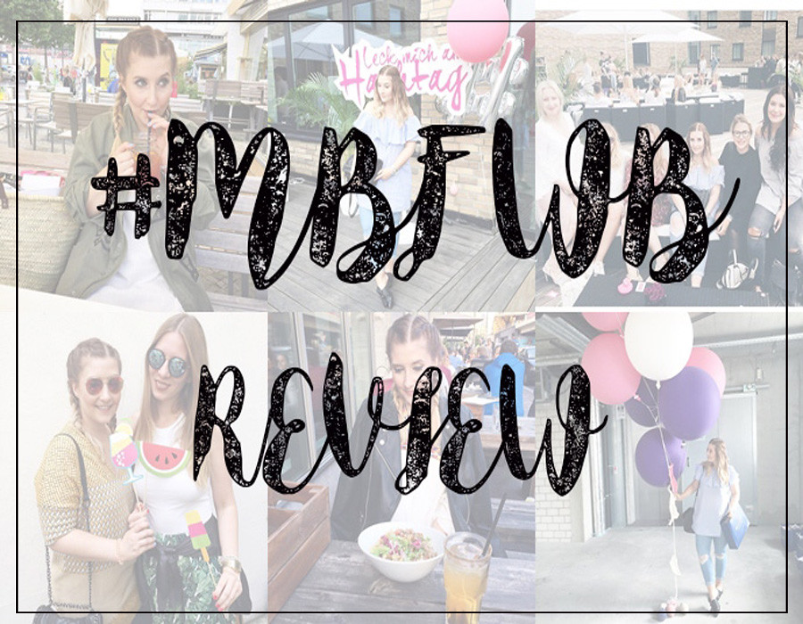 #MBFWB - Berlin Fashion Week Review