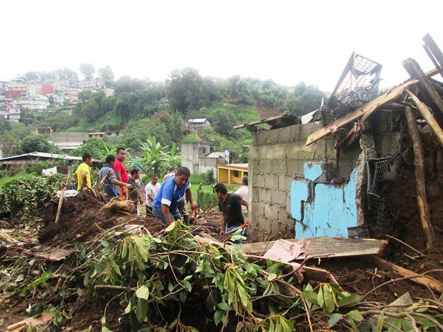 Son 29 las zonas de afectación en Huauchinango