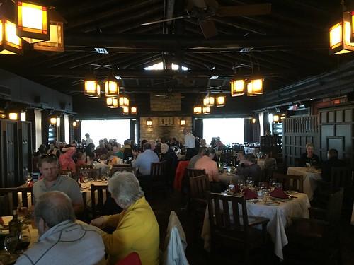 El Tovar dining