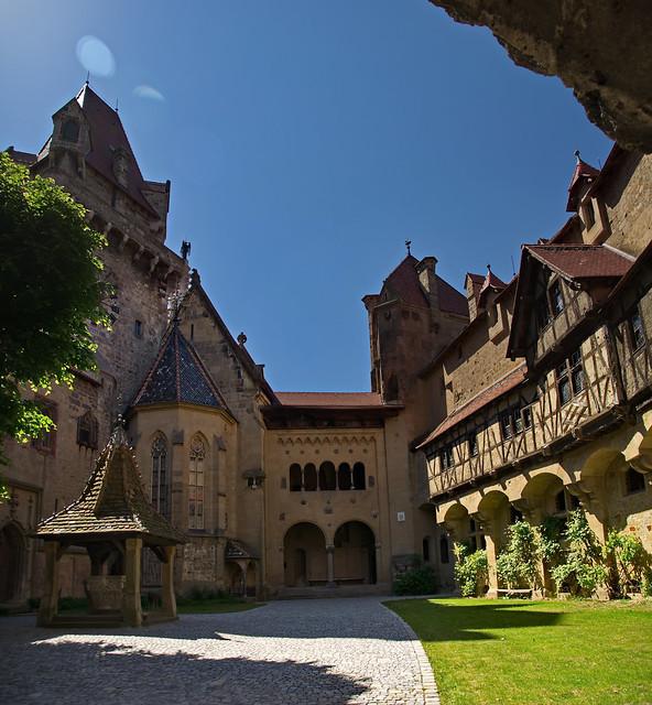 105 - Burg Kreuzenstein 2012