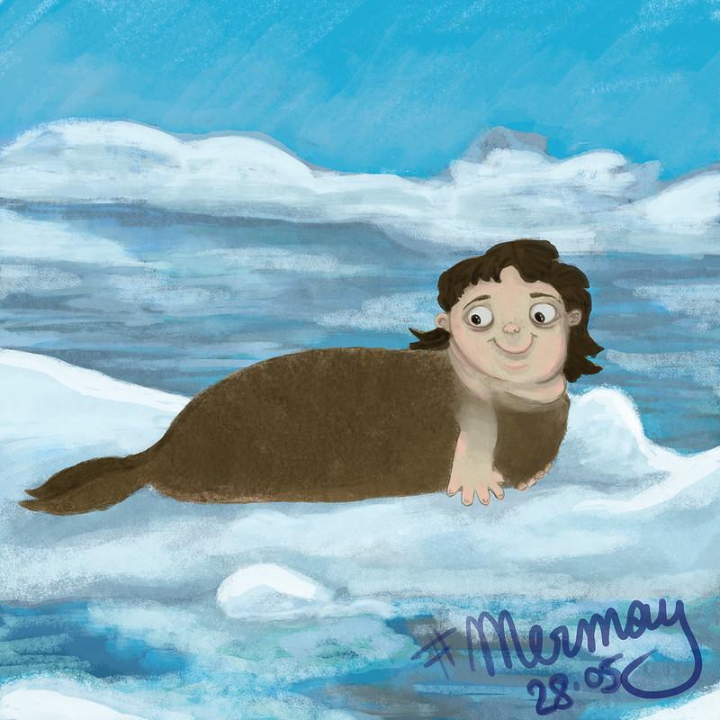 #mermay: seal
