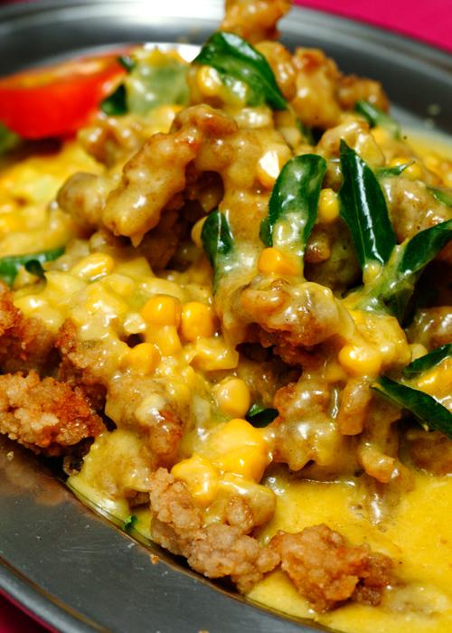 Boston Baru Butter Corn Mantis Prawn