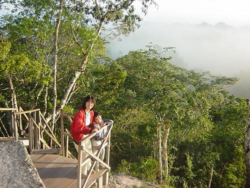 Tikal Templo IV