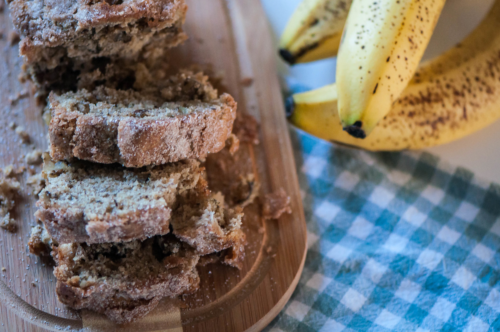 Mom's Classic Banana Bread 7