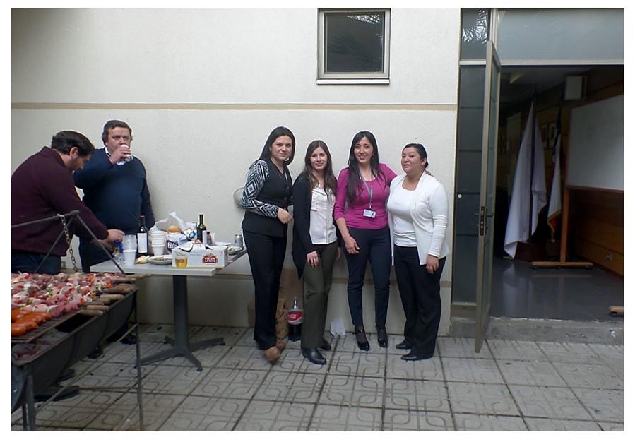 Regional del Maule celebró Aniversario ANEC 2016 con socias y socios