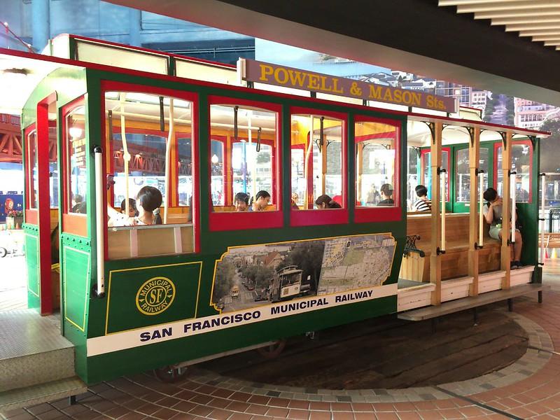 Big City-路面電車