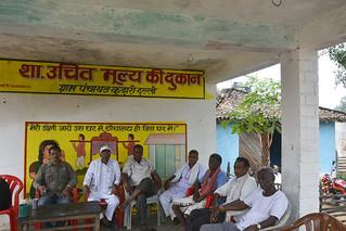 Members of Nahar Sangharsh Committee, Kudari Dalli.