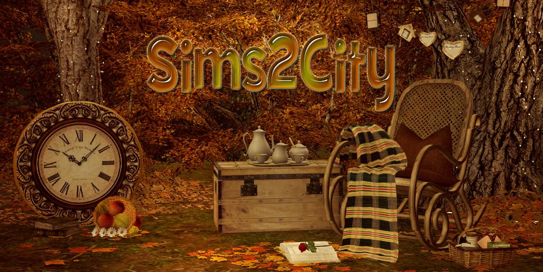 Sims2City - позволь своему симу жить не только в игре!