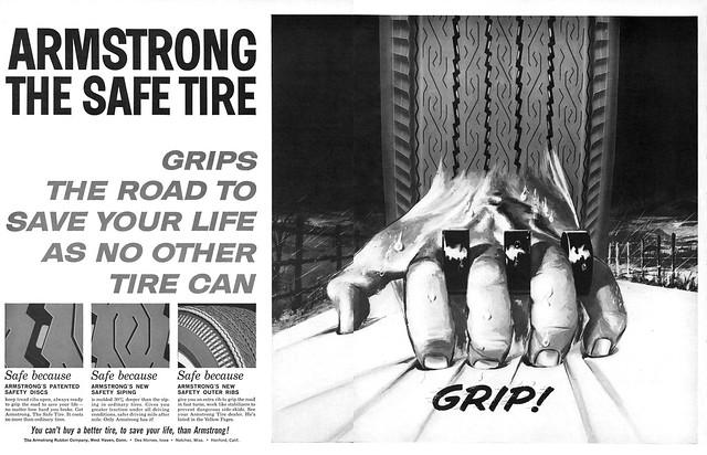 1965 Armstrong Tires ad