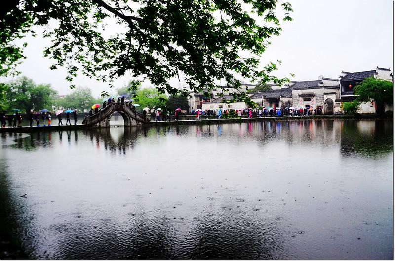 宏村南湖 5