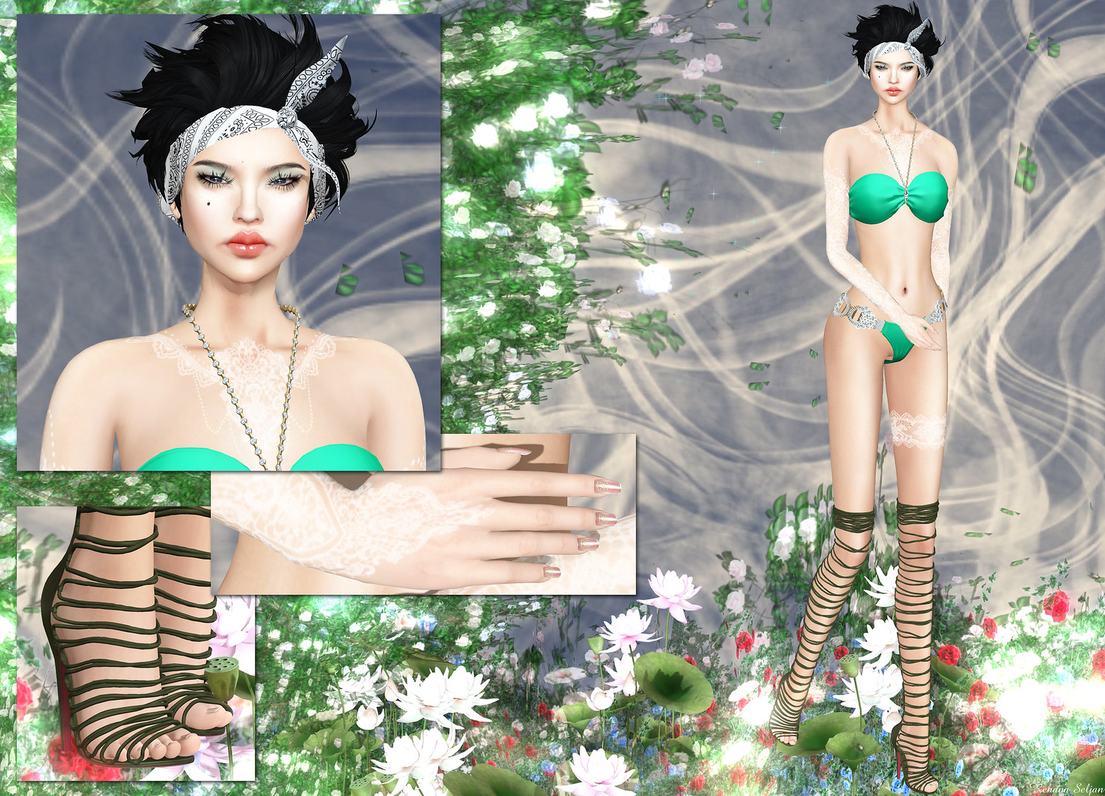 KELINI - Luxury Bikini