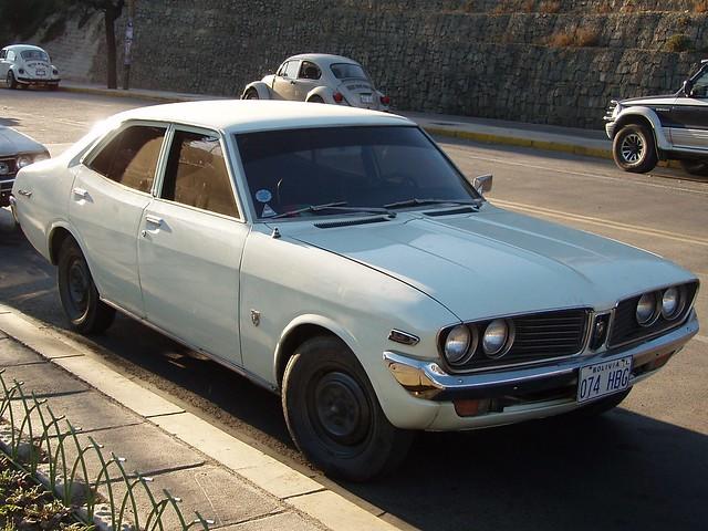 1972 toyota
