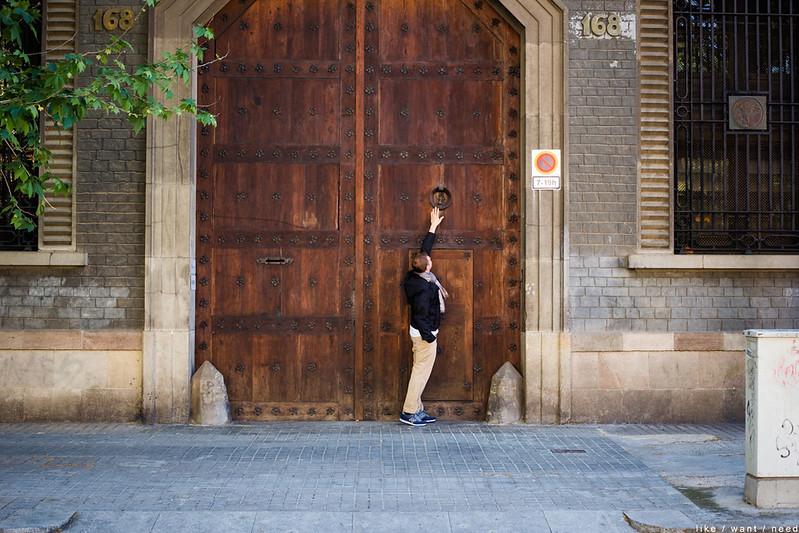 Tiny Husband, Big Door