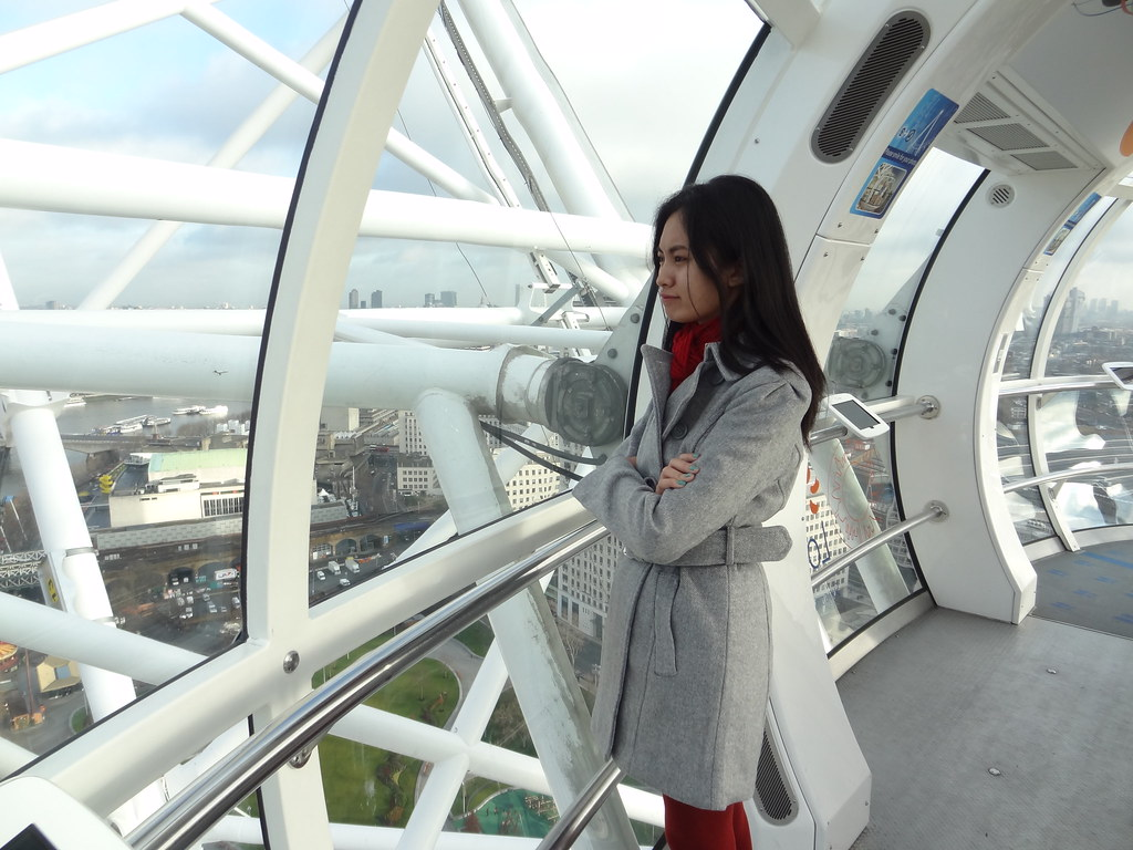 London Eye - Copyright Travelosio