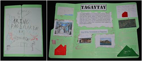 Tagaytay Lapbook