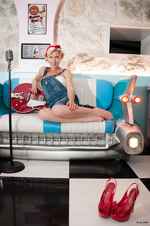 Pin Up Caroline - Sixties (217)-2
