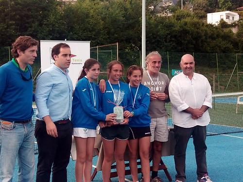 Concentración Campeonato Gallego por Equipos Infantiles 2016