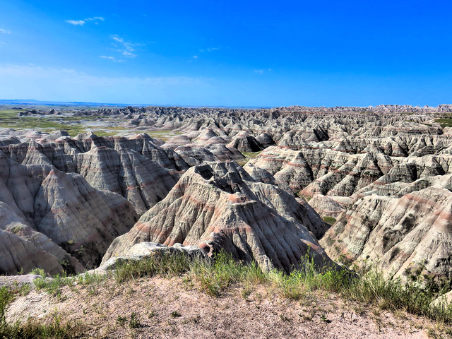 Badlands Wall HDR 02-20160618