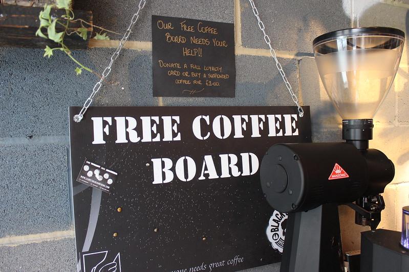 Black Sheep Coffee, London / etdrysskanel.com