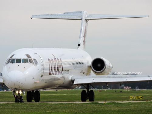 Andes Líneas Aéreas, McDonnell Douglas MD80