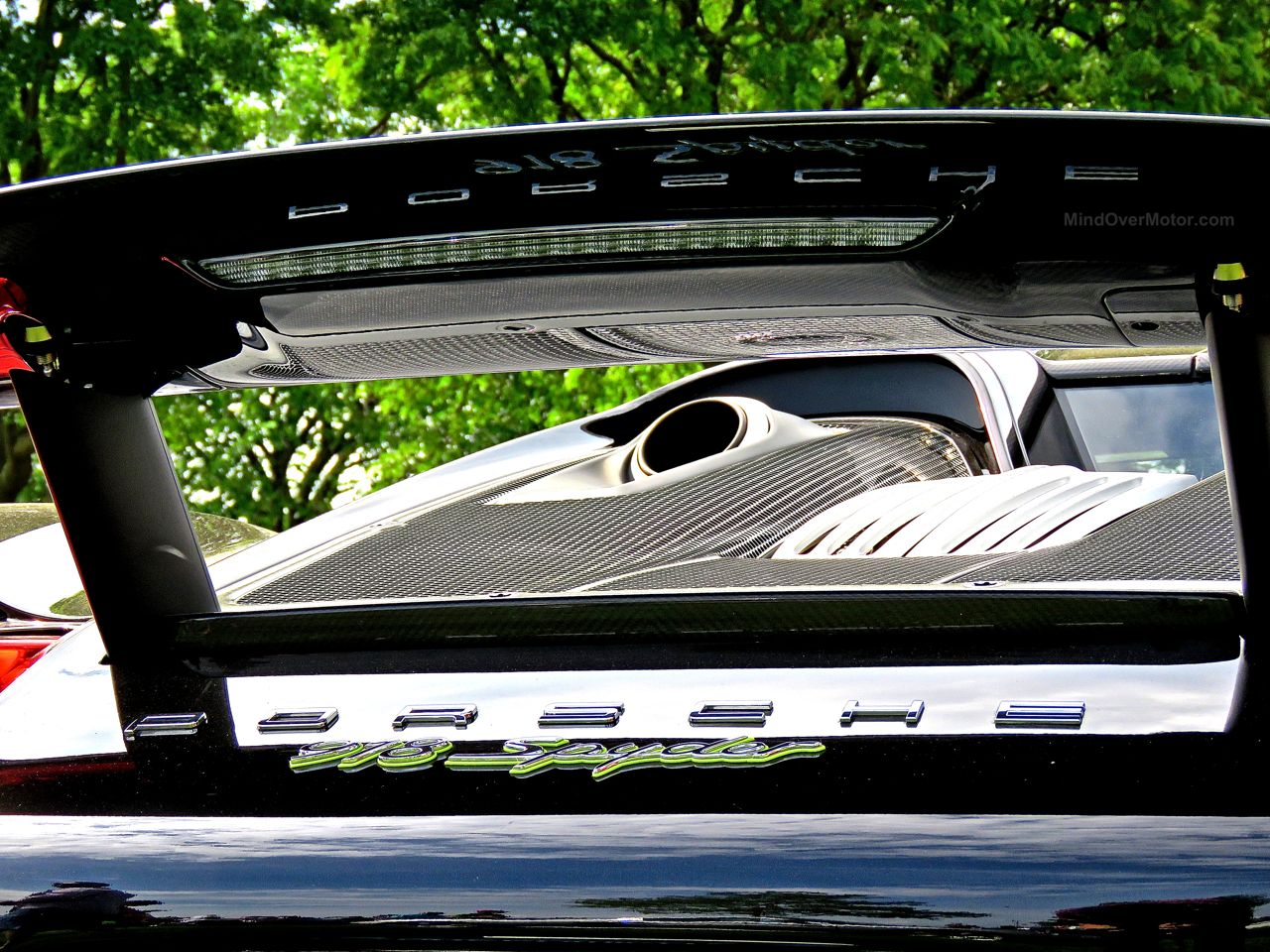 Greenwich Concours 16 Porsche 918 Spyder