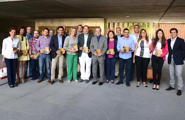 05-080515 PRESENTACION GUIA CAMINO DE SANTIAGO