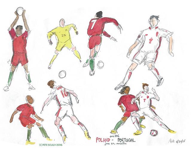 Euro 2016 POL-POR