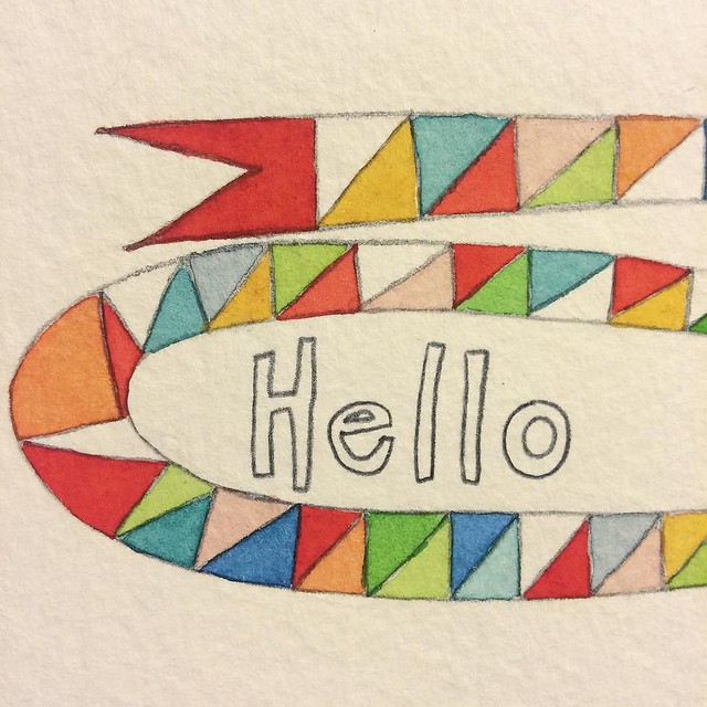 26/100 I've had it. I can't tell you how much time I've wasted on this piece trying to get a digital version to look like what the real thing looks like. Is it so much to ask? Apparently. #robayre100days #100dayproject #The100DayProject #hello #pullingmyh