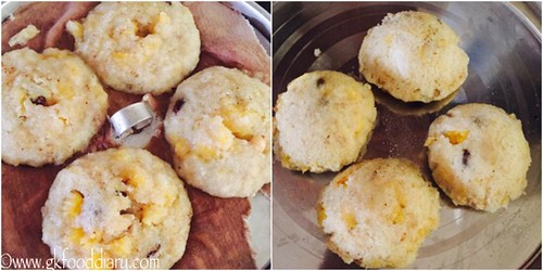 Banana Idli Recipe For Babies, Toddlers and Kids - step 4