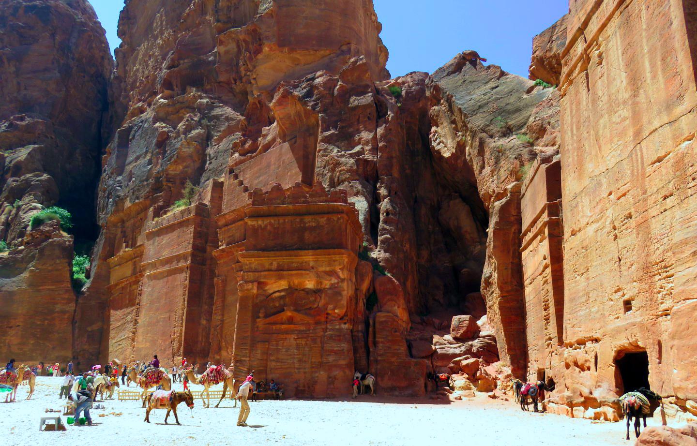 La ciudad perdida de Petra, Jordania petra, jordania - 28271113082 49ececa458 o - Petra, Jordania