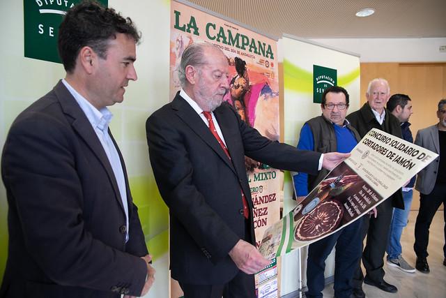 02-190219 Present Cartel Corrida de Toros, La Campana.