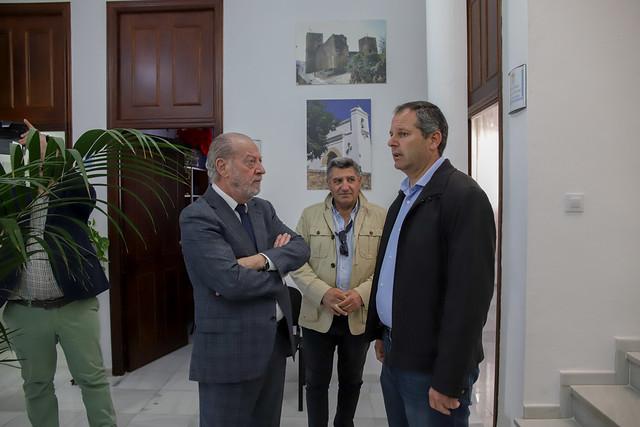 03-210319 Visita Puebla de Los Infantes.