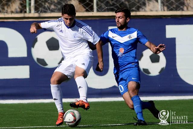 FC Banants(2) vs FC  Pyuni(2)  3-1